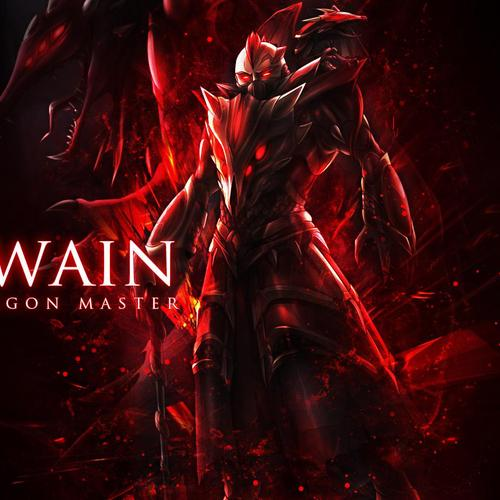 League Of Legends - Swain