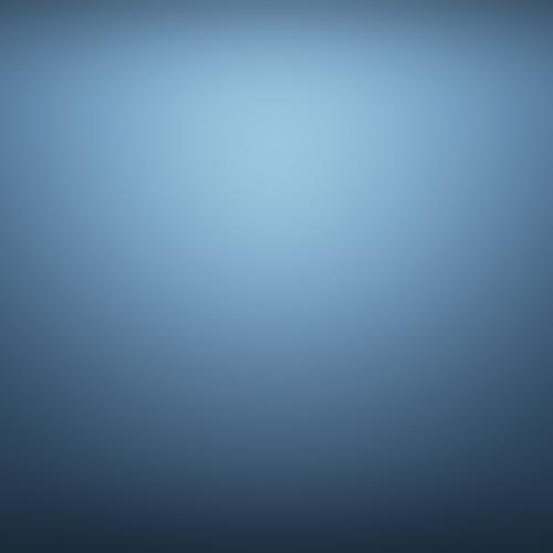 Light blue gradient wallpaper