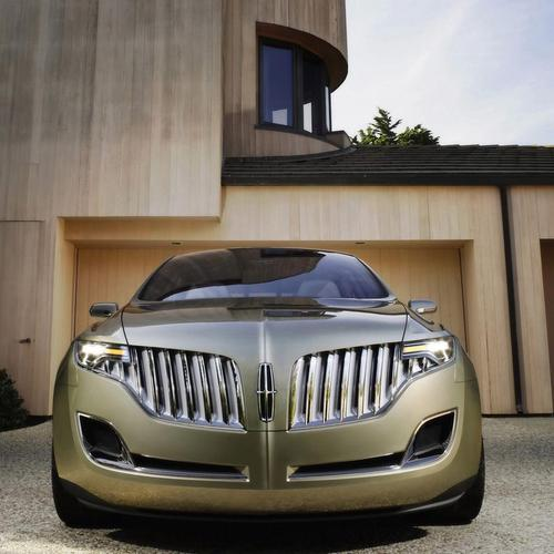 Lincoln Mkt Concept wallpaper