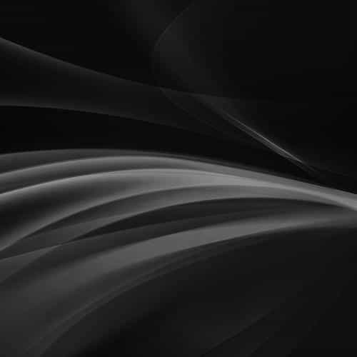 line art abstract dark bw smoke pattern