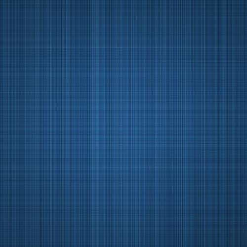 linen blue abstract pattern