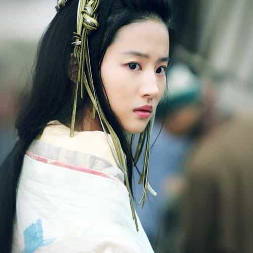 liu yifei china star film actress model singer