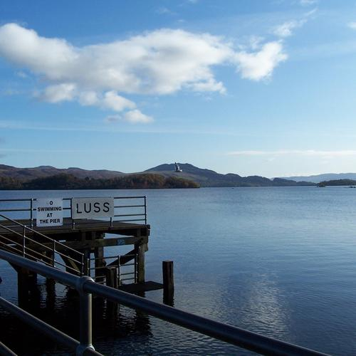 Loch Lomond national park