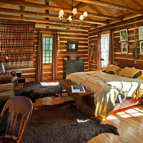 Log Cabin Bedroom Suite