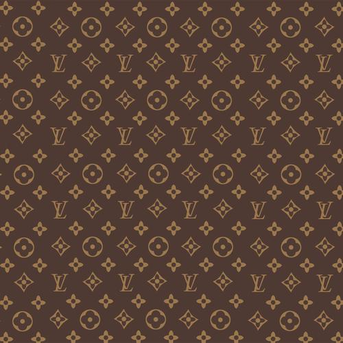 Louis Vuitton logo texture fonds d