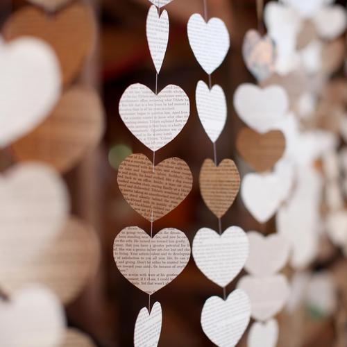 Love papercut wallpaper