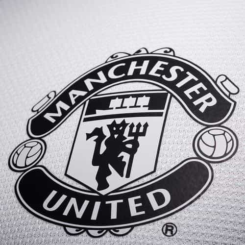manchester united uniform logo epl