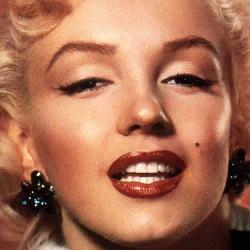 marilyn monroe smiling celebrity sexy
