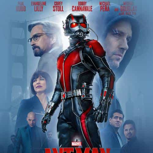 marvel antman poster hero art illust film