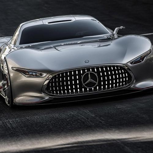 Mercedes-Benz AMG Vision Concept Car wallpaper