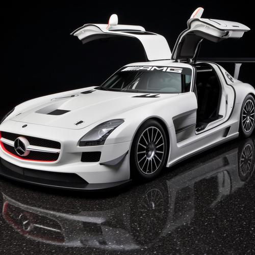 Mercedes Benz Sls Amg Gt3 wallpaper