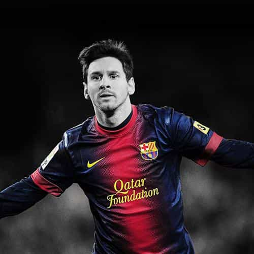 messi soccer barcelona sports