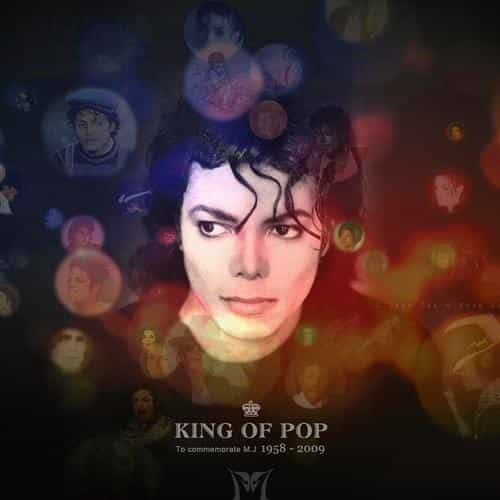 michael jackson king of pops face
