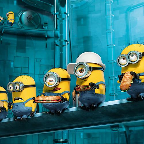 Minions despicable me desktop wallpaper hd wallpaper