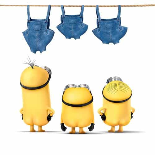 minions despicable nude me cute yellow art illustration
