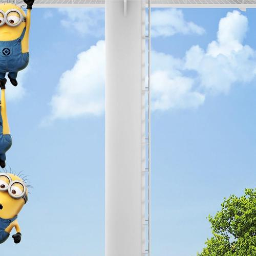 Minions on windows wallpaper