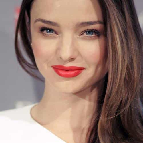 miranda kerr white dress sexy model