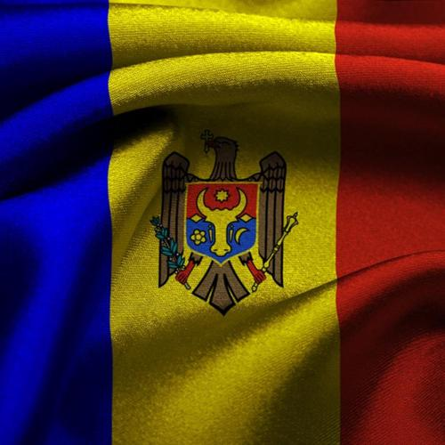Moldova flag wallpaper
