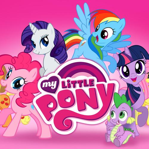 Download My Little Pony: Friendship is Magic Hoge kwaliteit behang
