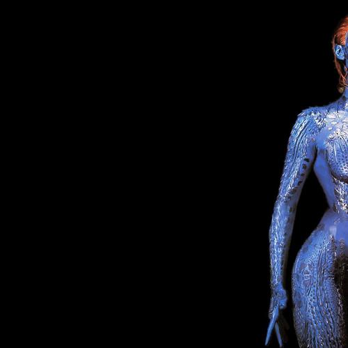 Mystique in X Men wallpaper