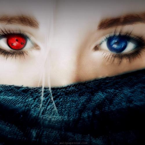 Naruto Shippuden Sharingan wallpaper