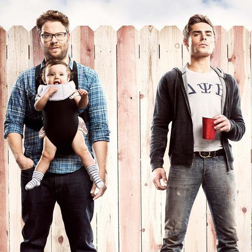 Neighbors 2014 movie wallpaper