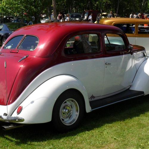 Nice 1940's Ford Hot Rod