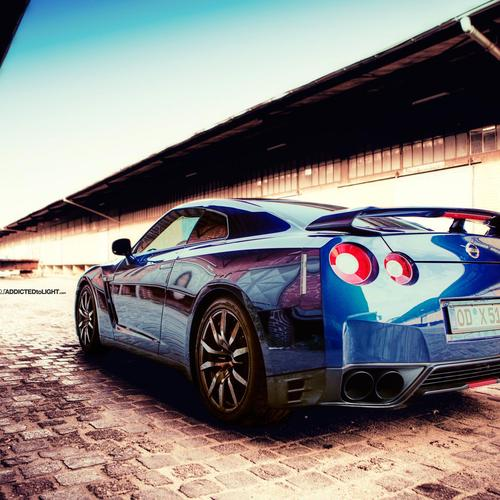 Nissan Gt-r 2011 wallpaper