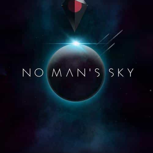 no mans sky art space dark illust game