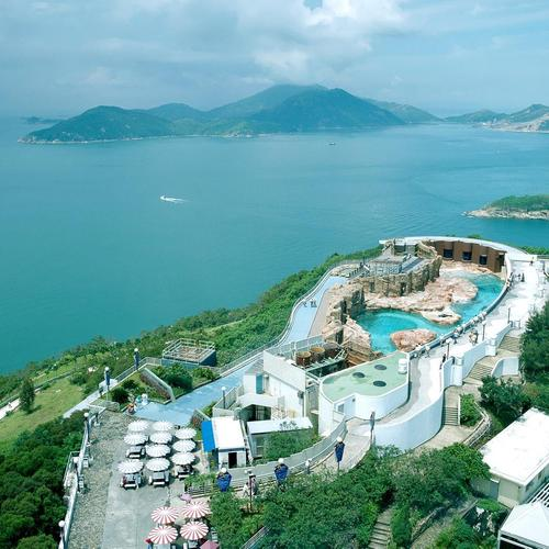 Ocean Park Resort In Hong Kong wallpaper