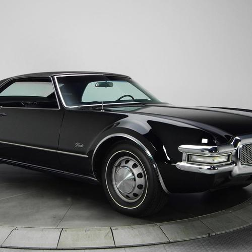 Oldsmobile Toronado 1968 wallpaper