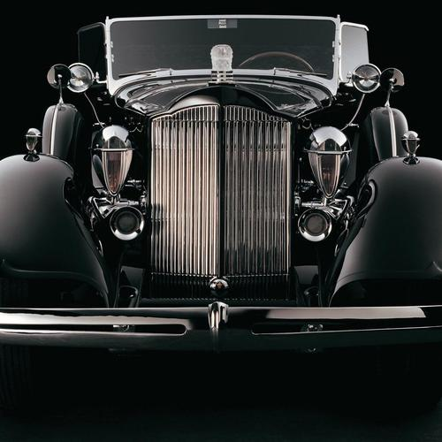 Packard classic car Super Eight Cowl Phaeton