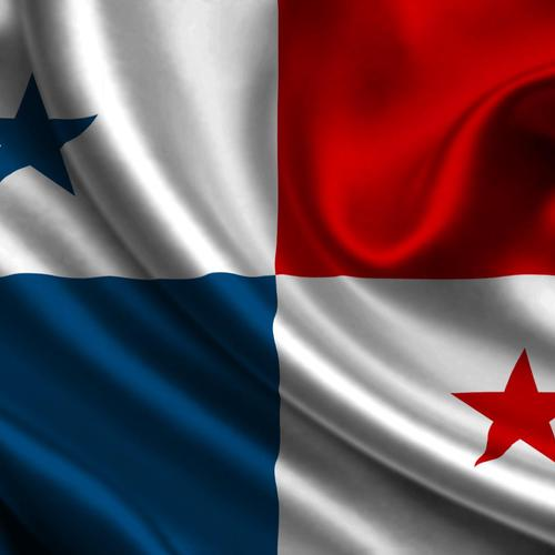 Panama flag tapeta