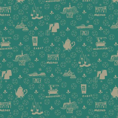 pattern meknes