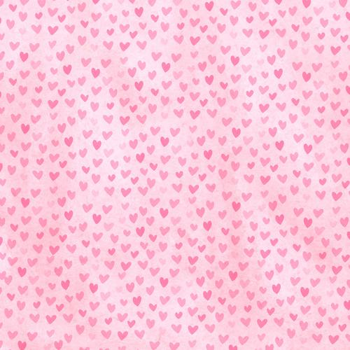 Pink heart texture wallpaper