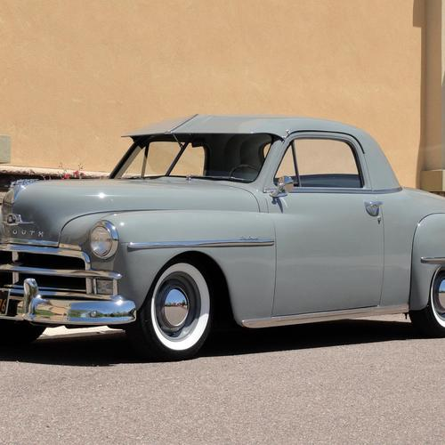 Plymouth Deluxe Coupe '1950