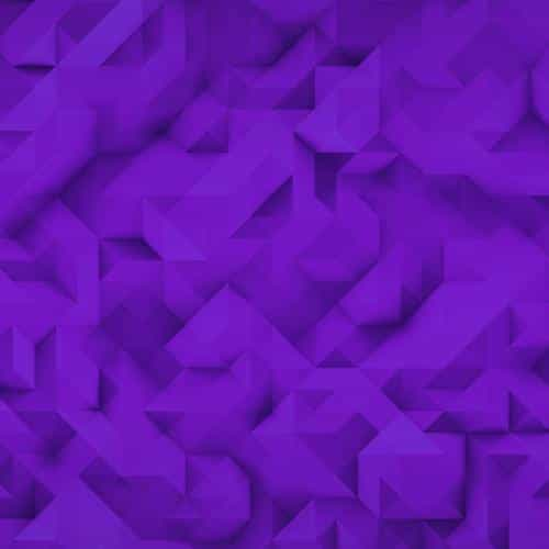 polygon art purple triangle pattern