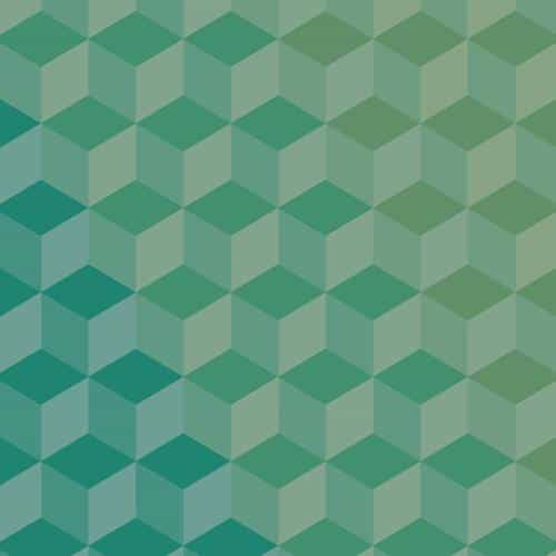 polygon green art graphic pattern