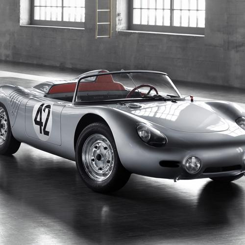 Download Porsche 718 Rs 60 Spyder 1959–1960 High quality wallpaper