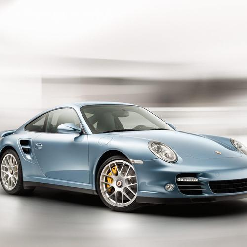 Porsche 911 Turbo S tapeta