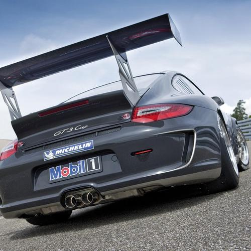 Porsche Gt3 Cup back wallpaper