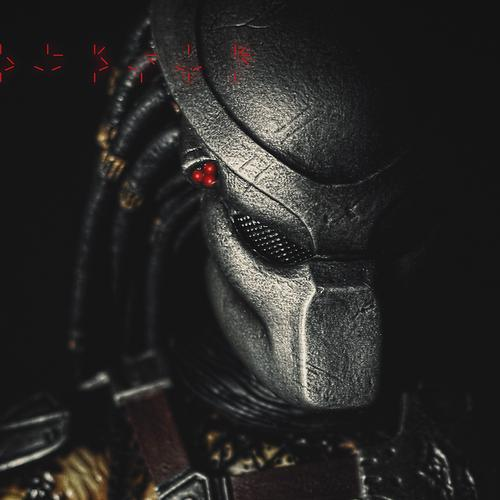 Predator mask wallpaper