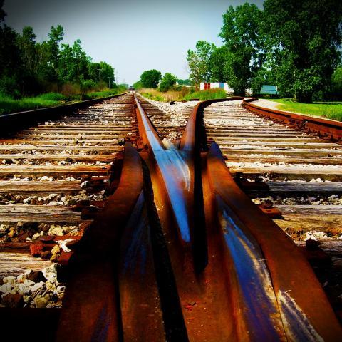 ダウンロード 線路 高品質の壁紙