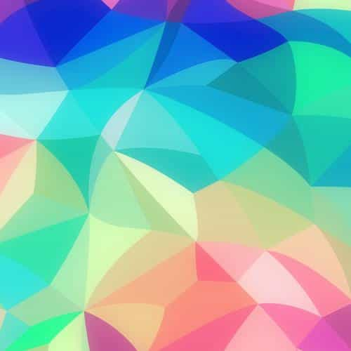 rainbow abstract colors pastel soft pattern