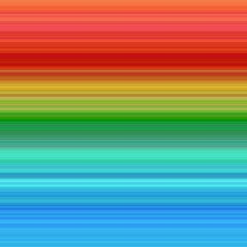 rainbow line abstract pattern