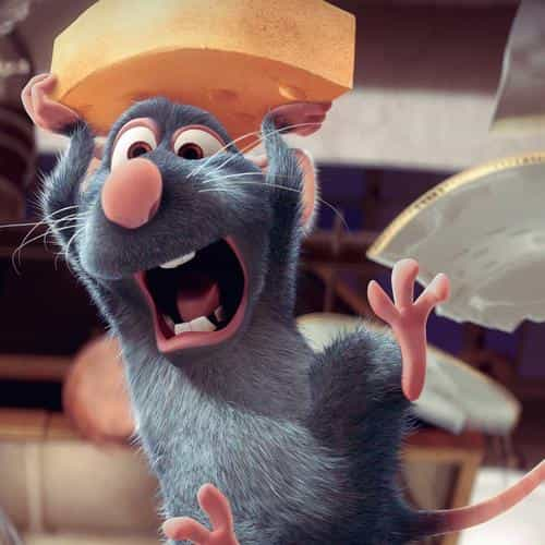 ratatouille disney pixar illust art