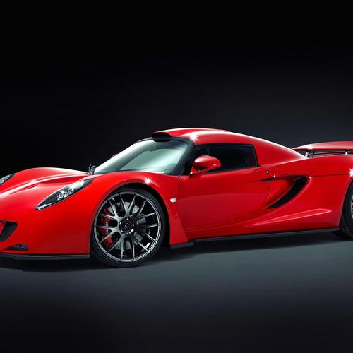 Red Hennessey venom gt wallpaper