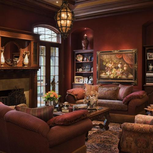 Regal living room