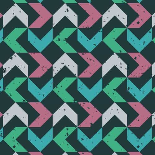 retro green pattern grunge
