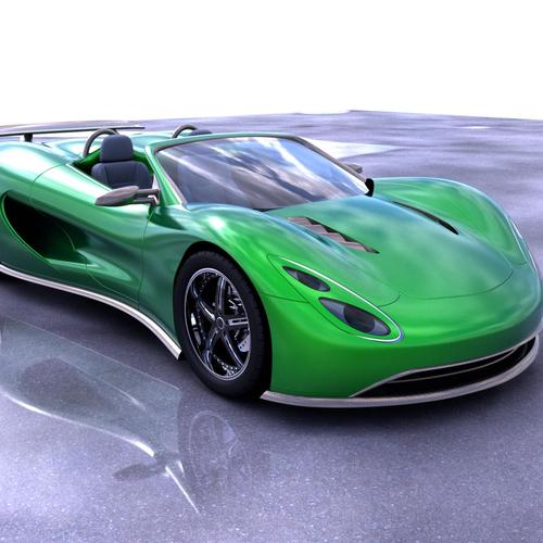 Ronn Scorpion Supercar sfondo